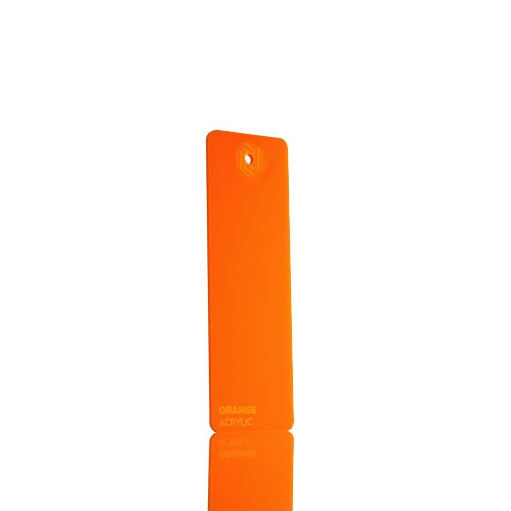Akril Orange 3mm