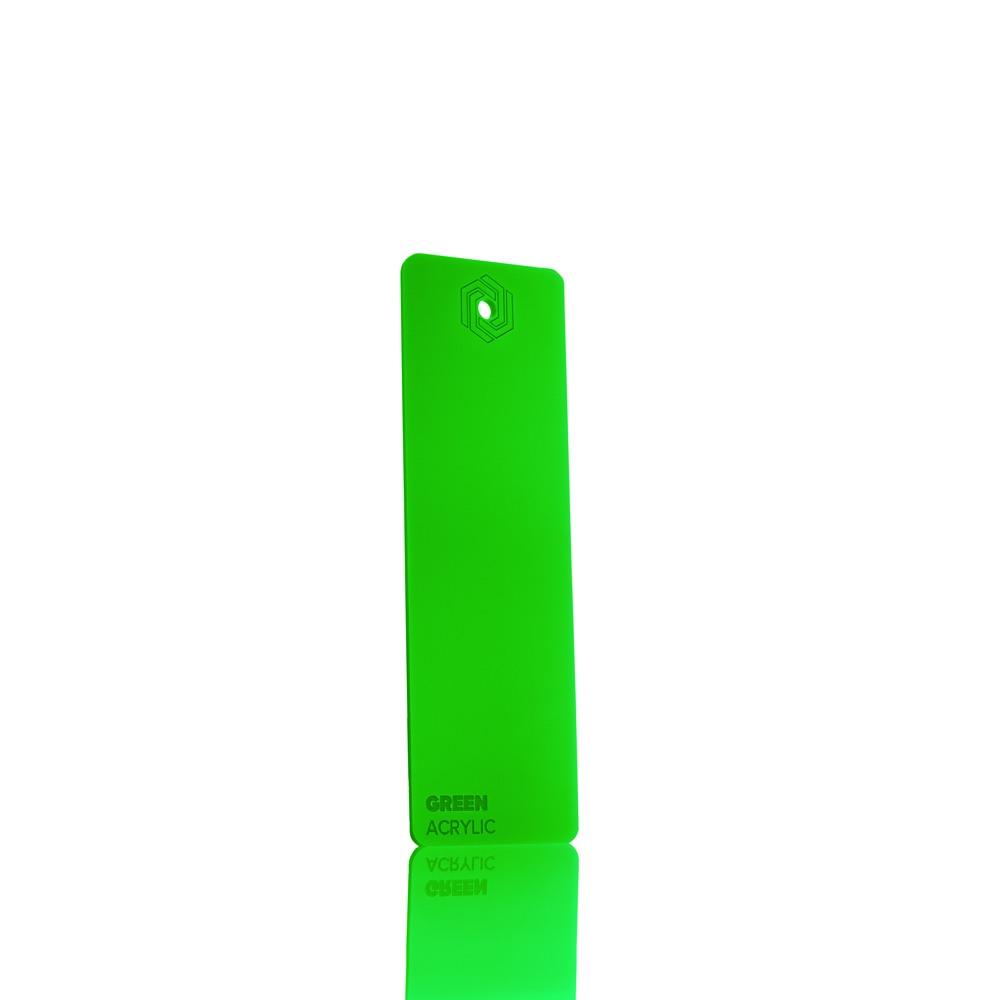 Akril Zeleni 3mm