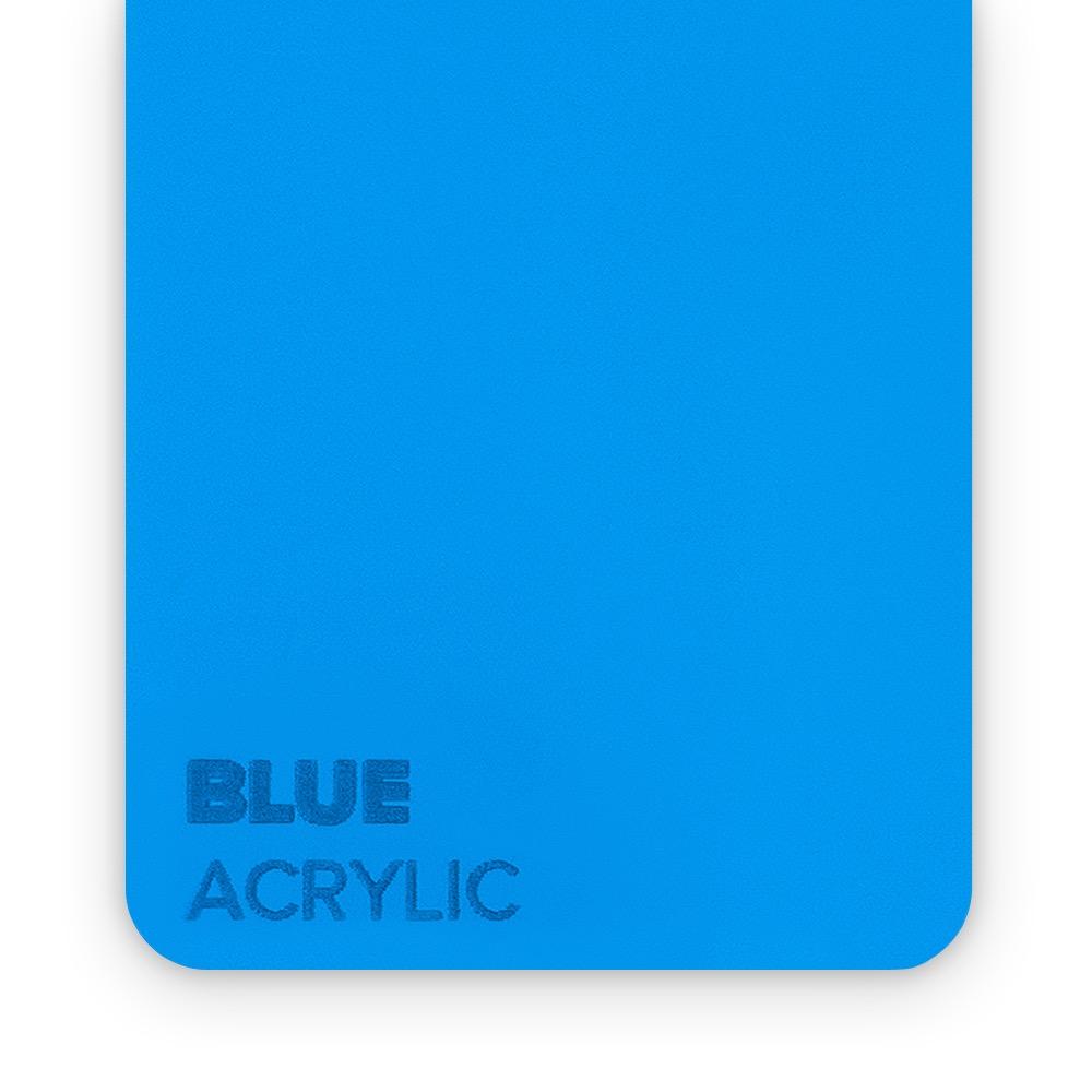 Akril Plavi 3mm