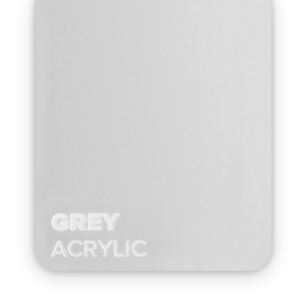 Akril Sivi 3mm
