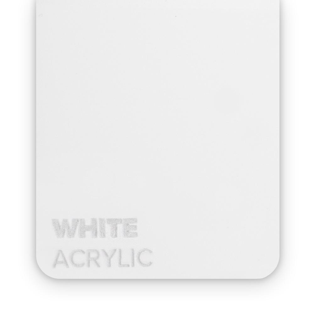 Akril Bijeli 3mm