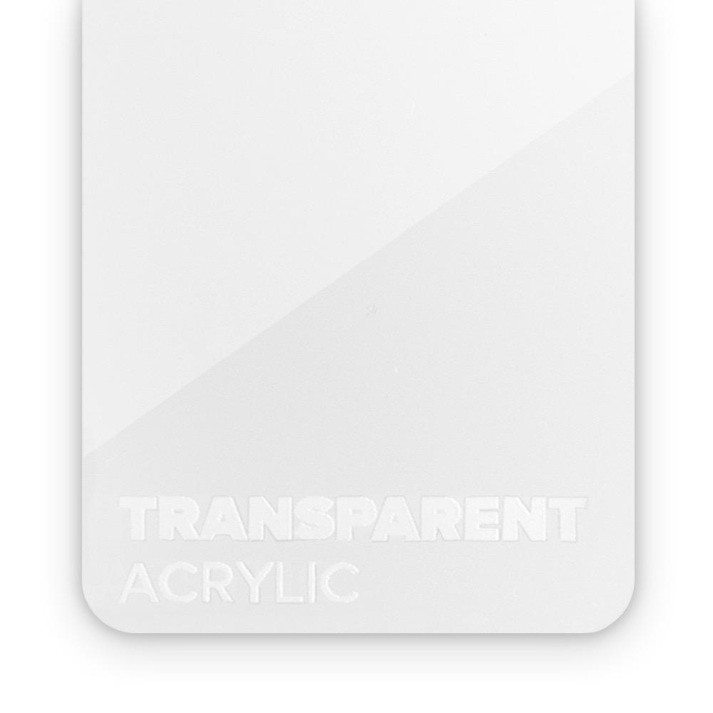 Akril Transparentni 3mm