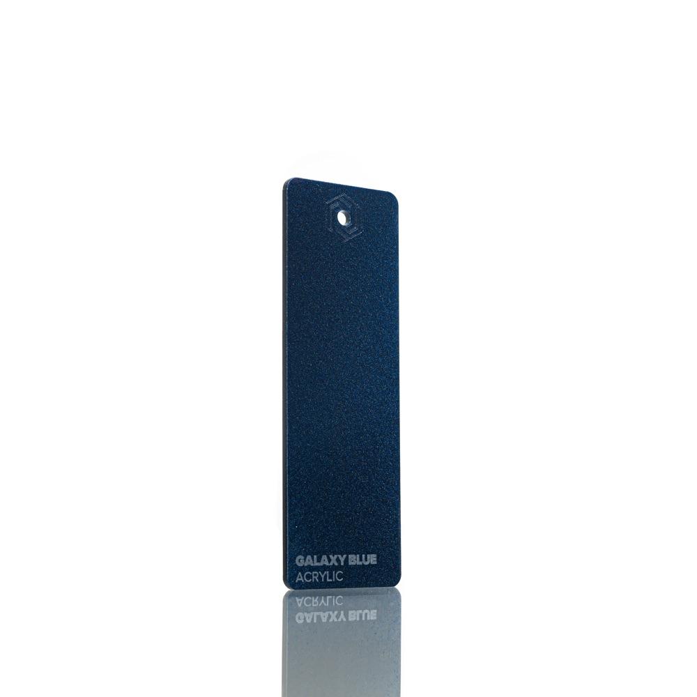 Akril Galaxy/Plavi 3mm