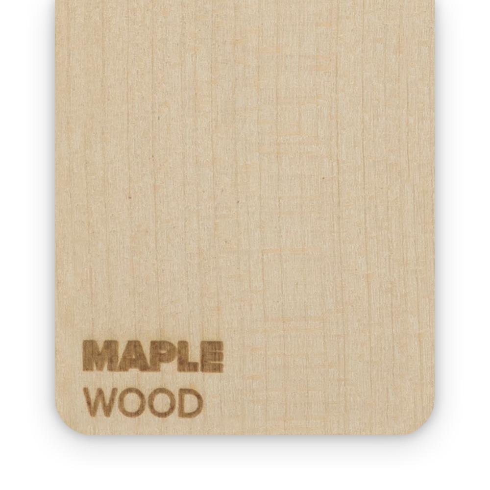 Drvo Javor 3mm