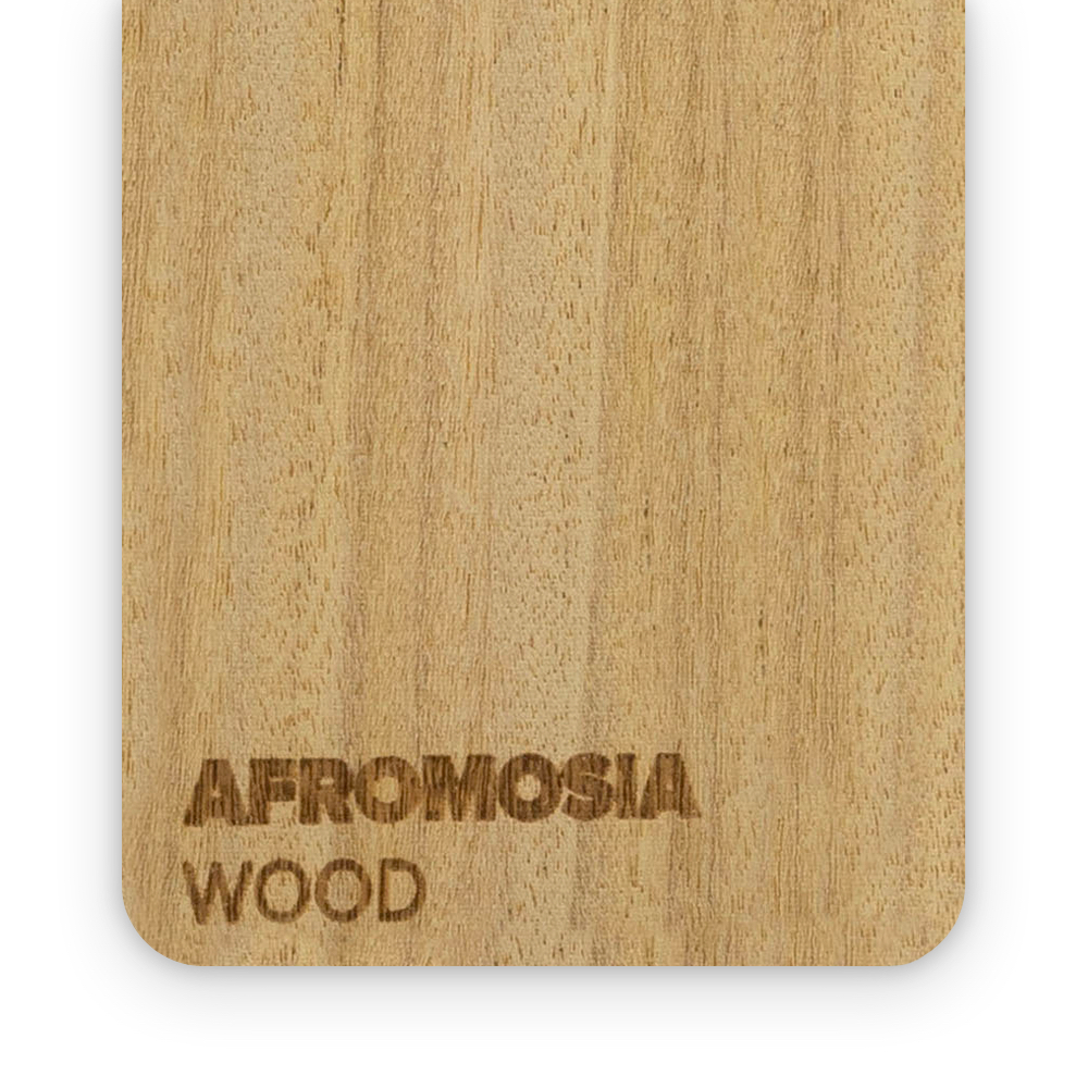 Drvo Afromozija 3mm