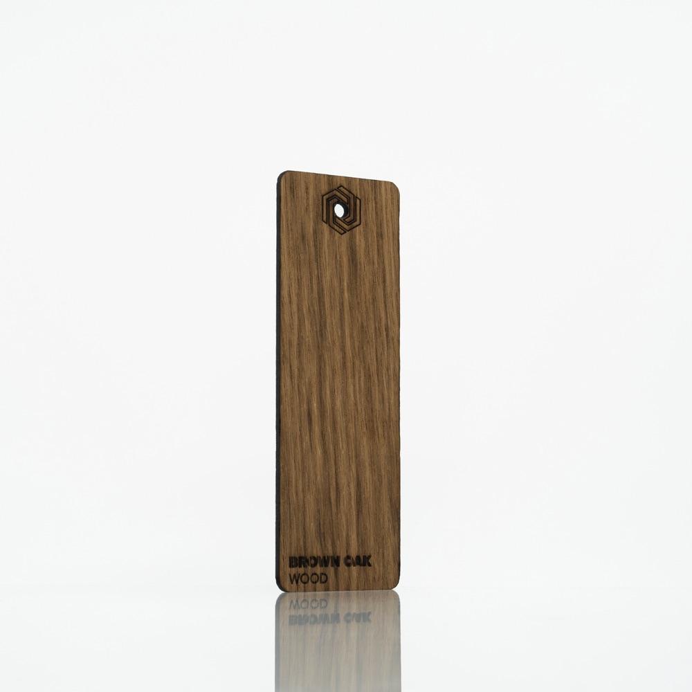 Drvo Smeđi Hrast 3mm